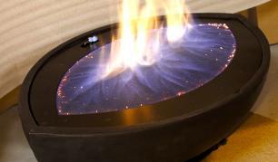 caminetti a gas aperti FIREBOWLS LARGE