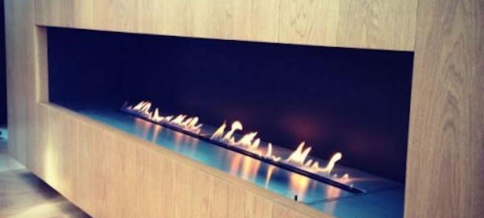 Vendita Stufe a legna e Caminetti a Gas, legna, bioetanolo